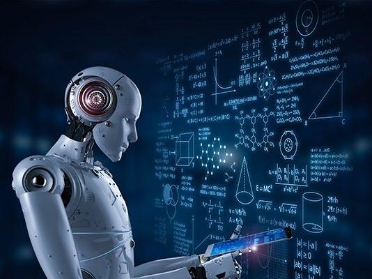 forex robot looking a screen